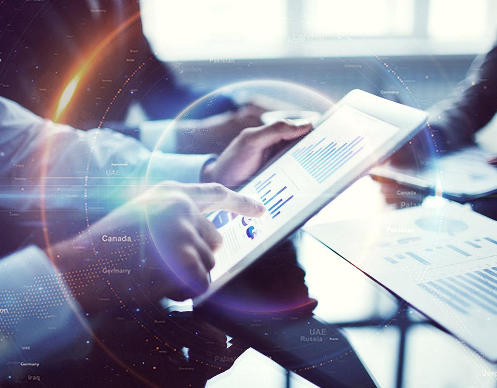 关注信息科技最新发展 致力于金融服务智能化