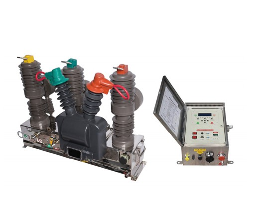 ZW32-12(G)户外高压真空断路器