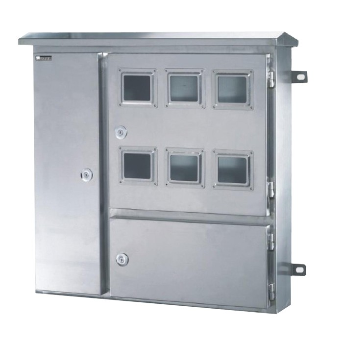不锈钢表箱系列